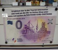 Dortmunder Wechselkurs: 3 Euro für 0 DO-Euro